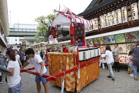 今宮戎神社ホームページ